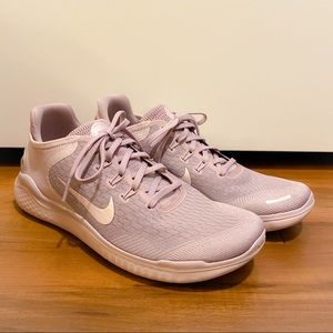 Light Purple Nike Free